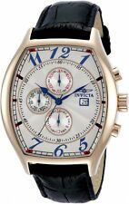 Invicta Men's Specialty Quartz Chronograph White Dial Watch 14331