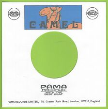 CAMEL REPRODUCTION RECORD COMPANY SLEEVES - (pack of 10)