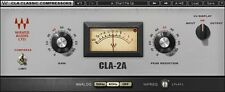 WAVES CLA 2A COMPRESSOR LIMITER BRAND NEW Plugin $AVE LATEST VERSION Mac/PC