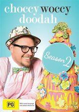 Choccywoccydoodah : Season 2 (DVD, 2013, 2-Disc Set)  Brand New Sealed Region 4