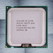 Intel Core 2 Quad Q6700 Quad-Core CPU 2.66 GHz 1066 MHz LGA 775 Socket T