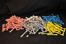 Huge Lot Perm Rods Various Sizes - Rollers - Curlers - Perm 220 Rods