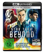 STAR TREK-BEYOND-4K   ULTRA HD BLU-RAY NEU