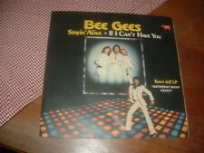 """BEE GEES """" STAYIN' ALIVE - IF I CAN'T HAVE YOU """"  ITALY'77"""