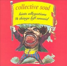 1 CENT CD Hints, Allegations & Things Left Unsaid - Collective Soul