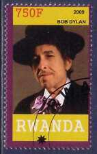 Bob Dylan Famous People stamp
