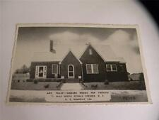 vintage postcard mrs tilley modern rooms for tourist fuquay springs nc unposted