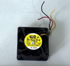 04-13-02449 Lüfter Fan Japan Servo Tiny25 TVDC12H4P 12V- 0,22A 60x60x25mm