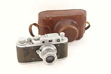 ZORKI 1 Russian Camera with lens Industar-22 50 mm f/ 3,5 №432726