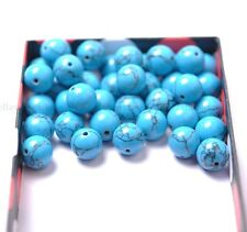 Wholesale Natural Gemstone Round Spacer Loose Beads 4MM 6MM 8MM 10MM 12M U PICK
