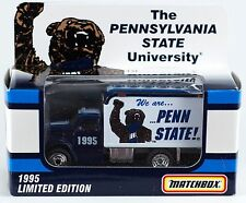 Matchbox Penn State Pennsylvania State University Ford F800 Delivery Van New