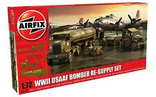AIRFIX WWII USAAF BOMBER RE-SUPPLY SET NEW MINT & SEALED 1/76