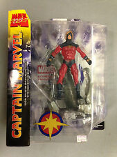 2008 MARVEL SELECT TOYS DIAMOND CAPTAIN MARVEL COLLECTOR'S EDITION ACTION FIGURE