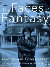 THE FACES OF FANTASY ~ Pratchett GAIMAN Le Guin McCAFFREY Beagle ROBERT JORDAN