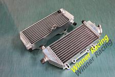 Winner Aluminum Alloy Radiator Yamaha YZ125/YZ125D2 YZ125E2  2-Stroke 2013-2014