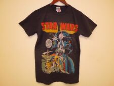 NWT - JUNK FOOD MEN'S STAR WARS T-SHIRT  # SW311 - SIZE: LARGE IN BLACK $24.99