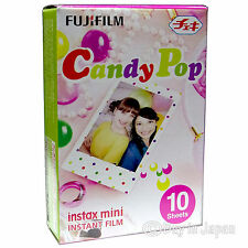 Fujifilm Instax 10 Fuji Instax Mini Films Candy Pop Mini 8 Mini 25 Mini 90 /50s