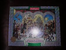 Waddingtons Limited Edition 1000 Pc Jigsaw Puzzle, 12 Days of Christmas + MEDAL