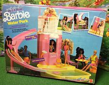Vintage 1989 BARBIE Wet N Wild WATER PARK - New In The Box/Box Still Sealed!