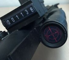 E-11 Scope and Hengslter Counter Decals Star Wars M-38 Scope Stormtrooper Armor