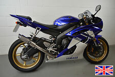 Yamaha R6 06-16 SP Engineering Polished Stainless Stubby Moto GP Exhaust