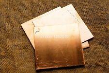 4mm*25mm*100mm Copper Sheet Plate