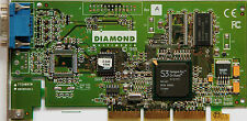 Diamond Stealth III S540 Savage4 Pro 8mb AGP Video Card,working & tested,10K2940