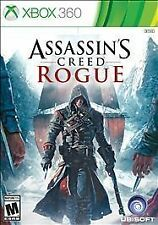 XBOX 360 Assassin's Creed: Rogue Game BRAND NEW SEALED