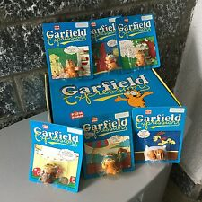 1978# vintage DAIKIN 6x GARFIELD EXPRESSIONS  Fun Farm Series+ Mother Box