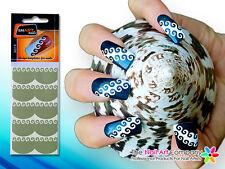 SmART-Nails - Spiral Nail Art Stencils N019 Professional Nail Product
