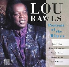 Portrait of the Blues 1993 by Rawls, Lou . EXLIBRARY *NO CASE DISC ONLY*