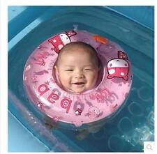 Best Safety Baby Neck Float Infant Ring Swimming Pool Toy Circle Ring New
