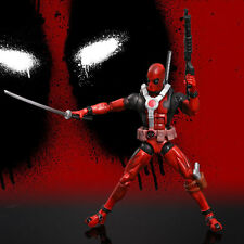 For DEADPOOL Action Figure Universe X-Men Origins Comic Series Toy Model