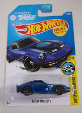 HOT WHEELS NISSAN FAILADY Z 9/10 HW SPEED GRAPHICS