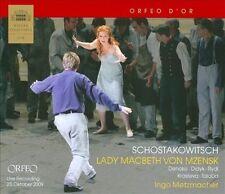 Lady Macbeth Von Mzensk, New Music