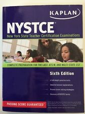 Kaplan NYSTCE: Complete Preparation for the LAST, ATS-W, and Multi-Subject CST