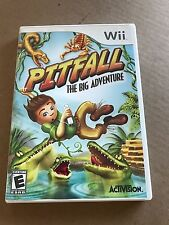 Pitfall: The Big Adventure (Wii Video Game by Activision)