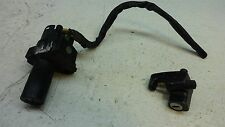 1990 Honda CBR600F CBR 600F H986-1' ignition switch helmet lock set parts