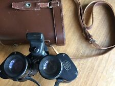Ross London binoculars 8x40 Spectaross no 12600 black vintage 1960s