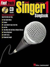 FASTTRACK LEAD SINGER        SONGBOOK 1 LEVEL 1           FOR MALE/FEMALE VOICE