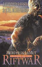 Murder in Lamut by Raymond E. Feist, Joel Rosenberg (Paperback, 2003)