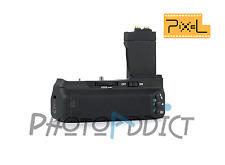 Batterie grip compatible CANON EOS 550D / 600D - PIXEL Vertax E8