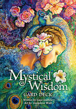 MYSTICAL WISDOM ORACLE Tarot Kit Card Deck of Cards Book Boxed Box Set