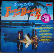 ROBERT DELGADO FIESTA FOR DANCING VOL.4 GERMAN PRESS LP