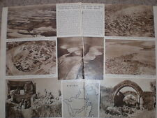 Photo article work on the flood plains of the Yellow River China 1947