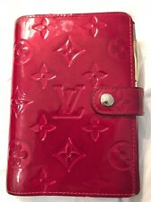 Authentic Louis Vuitton Agenda Organizer Day Planner Cover And Cross Pen