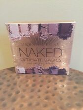 Urban Decay Naked Ultimate Basics All Matte All Naked Eye Shadow Palette NIB