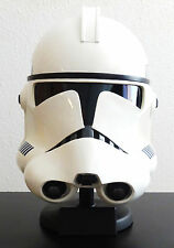STAR WARS MASTER REPLICAS SW-144 CLONE TROOPER HELMET BUST FIGURE STATUE LE MINT