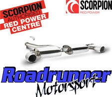 "Scorpion Golf GTI MK6 Exhaust System 3"" Cat Back Non Resonated LOUDER SVWS036"