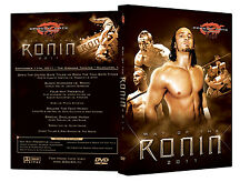 Official DGUSA Dragon Gate USA : Way of Ronin 2011 Event DVD